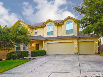 Alamo Ranch Single Family Home For Sale: 5831 Sugarberry