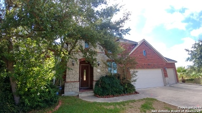 Stone Oak Rental Price Change: 2 Sable Valley