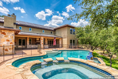 San Antonio TX Single Family Home Price Change: $1,499,000