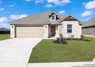 Bexar County Single Family Home Price Change: 14415 Riffleman Rd