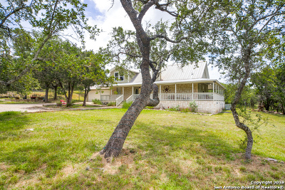 Bulverde Single Family Home For Sale: 730 E Ammann Rd