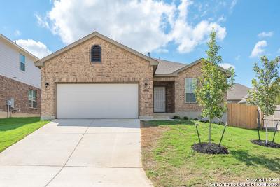 Alamo Ranch Single Family Home Price Change: 11558 Sangria