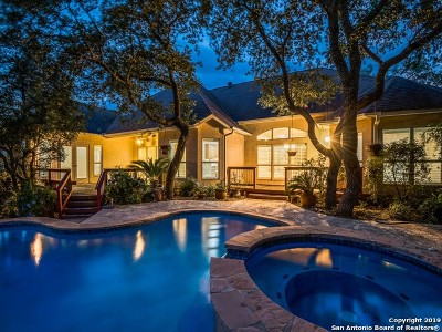 San Antonio Single Family Home For Sale: 1802 Cactus Bluff