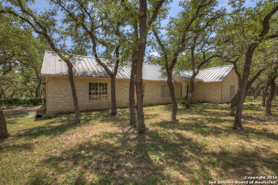 Wimberley Single Family Home For Sale: 602 Ledgerock