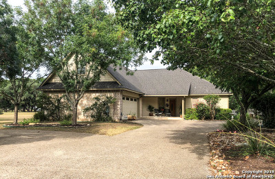 Boerne Single Family Home For Sale: 236 Ivy Ln