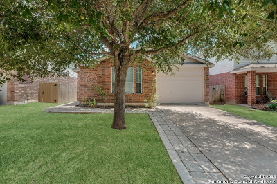Helotes Single Family Home Active Option: 8726 Tioga Pass