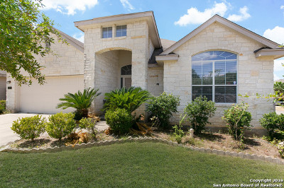 Converse Single Family Home For Sale: 9019 Krier Cross