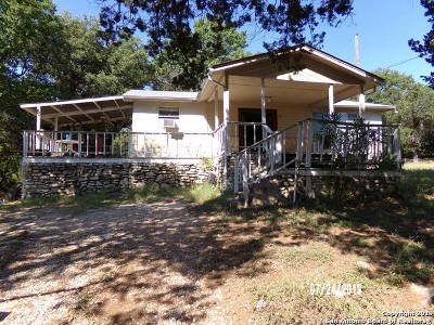 Canyon Lake Single Family Home For Sale: 795 Nelson Dr