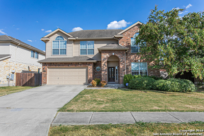 Cibolo Single Family Home For Sale: 2640 Hansel Heights