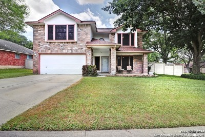 Live Oak Single Family Home Active Option: 7509 Forest Echo