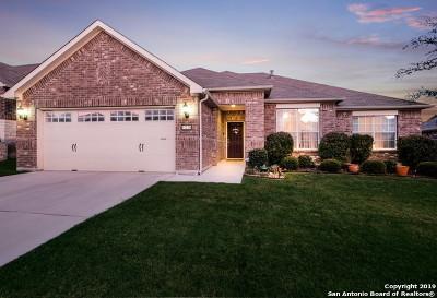 Alamo Ranch Single Family Home Active Option: 12126 Calm Harbor