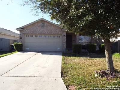 San Antonio Single Family Home For Sale: 6910 Gusty Plain