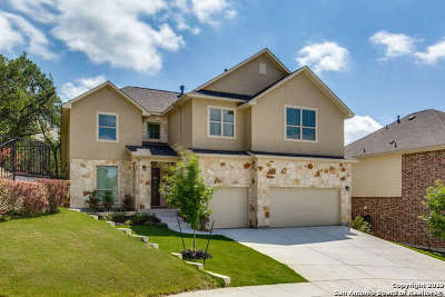 Stone Oak Single Family Home For Sale: 24230 Artisan Gate