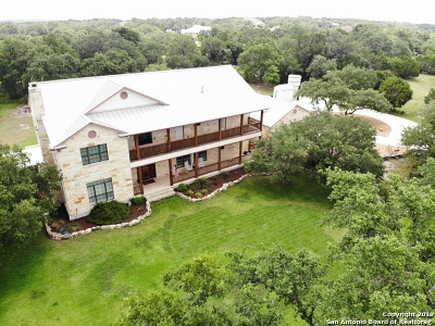Boerne Single Family Home For Sale: 429 Concho St