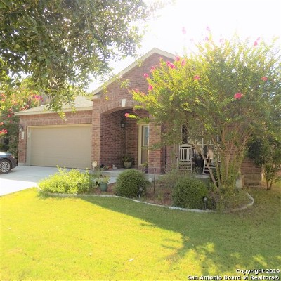 Boerne Single Family Home For Sale: 109 Krieg Dr