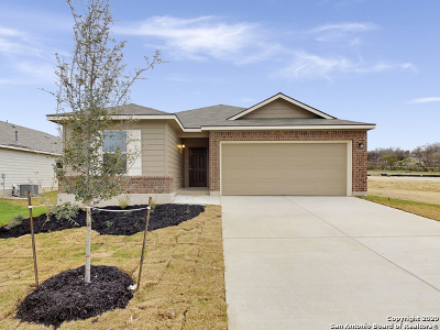 Converse Single Family Home For Sale: 6955 Shiraz Way