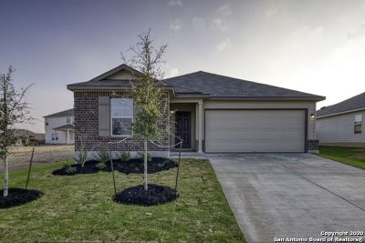 Converse Single Family Home For Sale: 6947 Shiraz Way