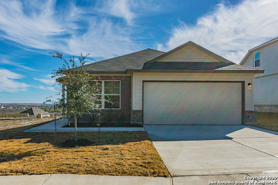 Converse Single Family Home For Sale: 6918 Cetera Way