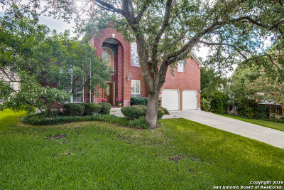 Stone Oak Single Family Home For Sale: 19414 Mill Oak