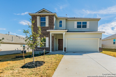 Converse Single Family Home For Sale: 6914 Cetera Way