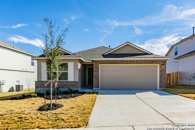 Converse Single Family Home For Sale: 6910 Cetera Way