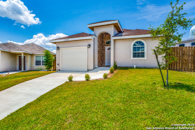 San Antonio Single Family Home Back on Market: 7047 Hallie Ridge