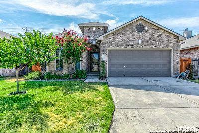 Helotes Single Family Home Active Option: 10414 Pecne Path
