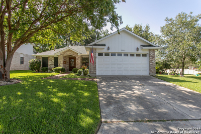 Schertz Single Family Home For Sale: 3604 Elm Ct