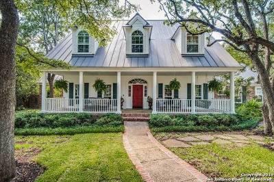 San Antonio Single Family Home New: 3 Imperial Oaks