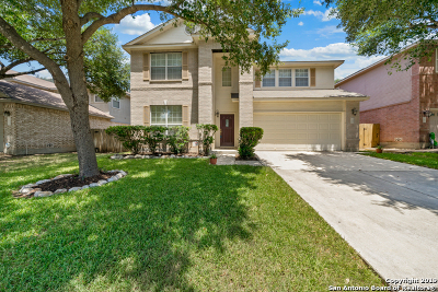San Antonio Single Family Home For Sale: 11855 Barkston Dr
