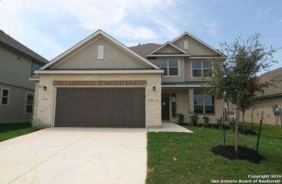 Fair Oaks Ranch Single Family Home For Sale: 29711 Slate Creek