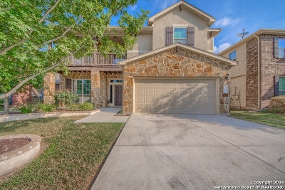 Cibolo Single Family Home New: 212 Dove Hill