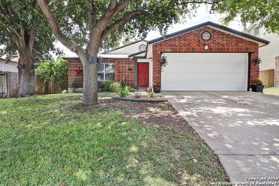 Converse Single Family Home Active Option: 8068 Chestnut Barr Dr