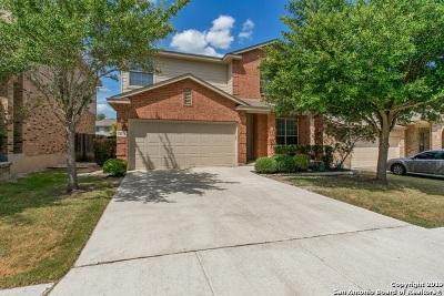 Alamo Ranch Single Family Home For Sale: 12111 Medina Mill