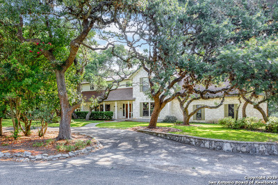 Boerne Single Family Home Active Option: 126 Someday Dr