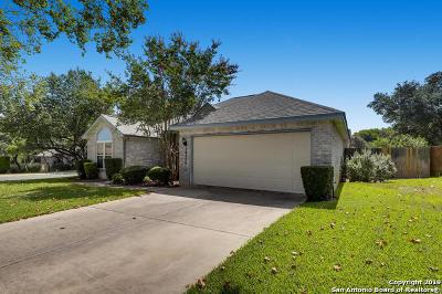 San Antonio Single Family Home Active Option: 19506 Encino Bow