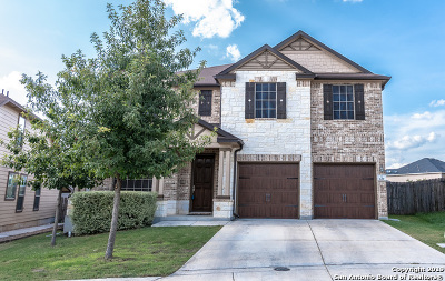 Cibolo Single Family Home Price Change: 129 Landmark Pass