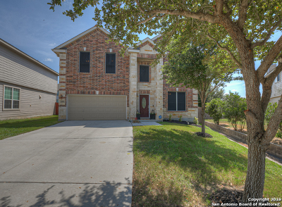 Cibolo Single Family Home New: 100 Canyon Vista