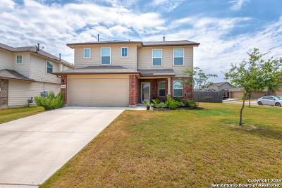 Valley Ranch - Bexar County Single Family Home New: 8904 Ironwood Hill