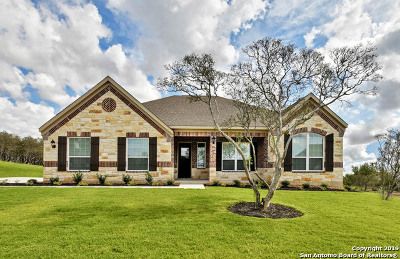Castroville Single Family Home New: 214 Red Maple Path