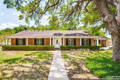 Atascosa County Single Family Home Price Change: 1017 Oakridge Dr