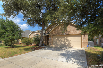 Helotes Single Family Home New: 13014 Attel Forest