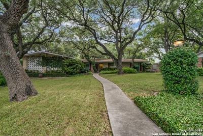 Single Family Home Active Option: 8830 Pineridge Rd