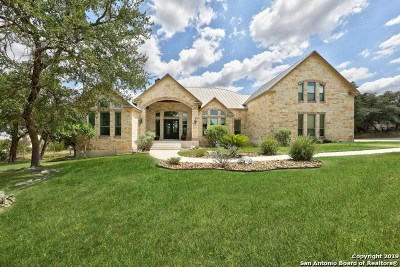 Boerne Single Family Home For Sale: 121 Riverwood