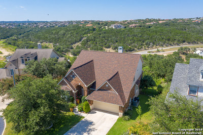 Stone Oak Single Family Home For Sale: 746 Mesa Ridge