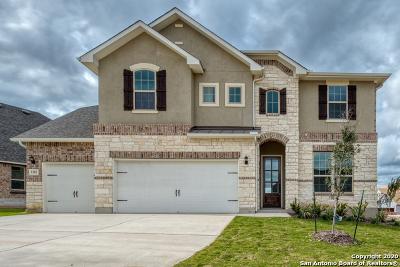 New Braunfels Single Family Home New: 1181 Limestone Way