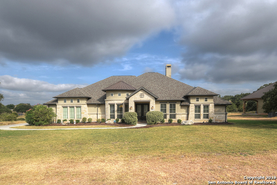 New Braunfels Single Family Home For Sale: 1147 Sapling Spg