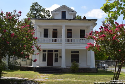 San Antonio Single Family Home New: 602 Barbe St