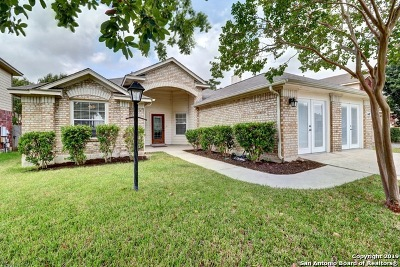 Converse Single Family Home For Sale: 8407 Copperplace