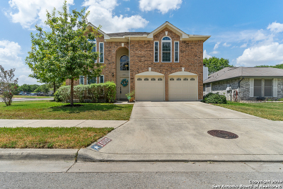 Schertz Single Family Home Active Option: 1000 Silvertree Blvd
